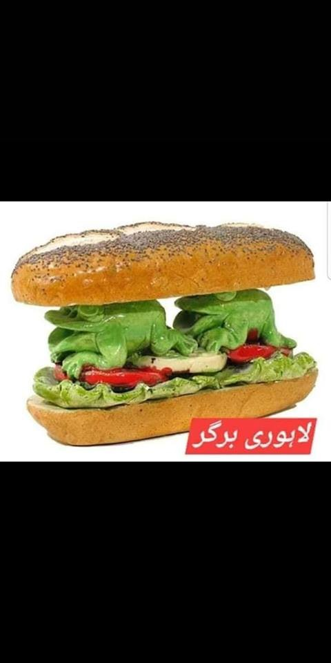 introducing new lahori burger