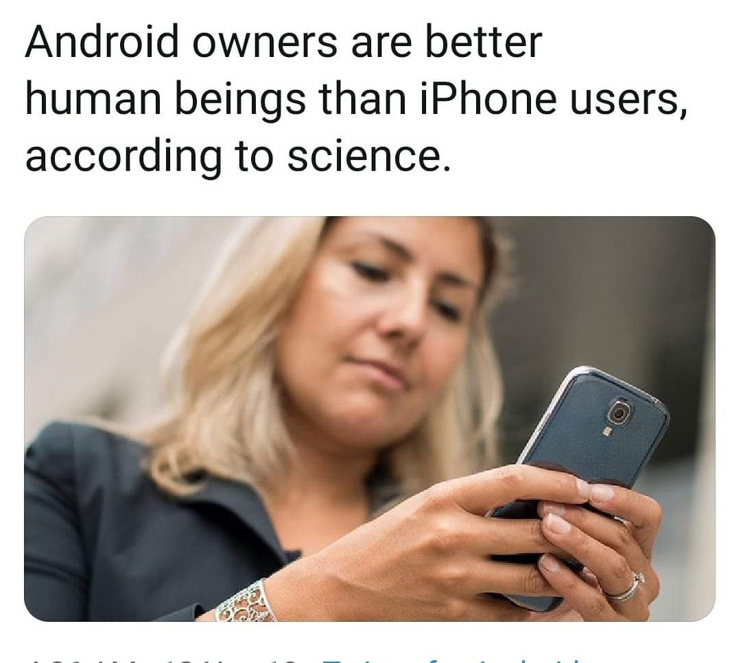 Iphone user