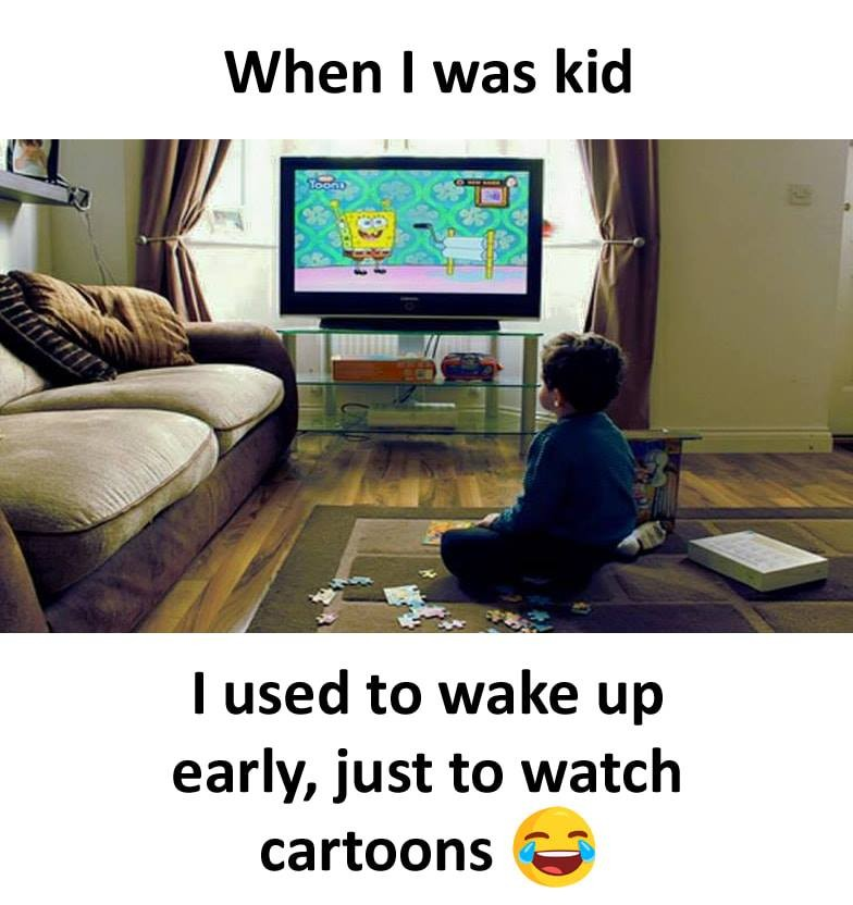 those days are awesome