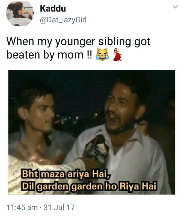 Dil garden garden ho raha