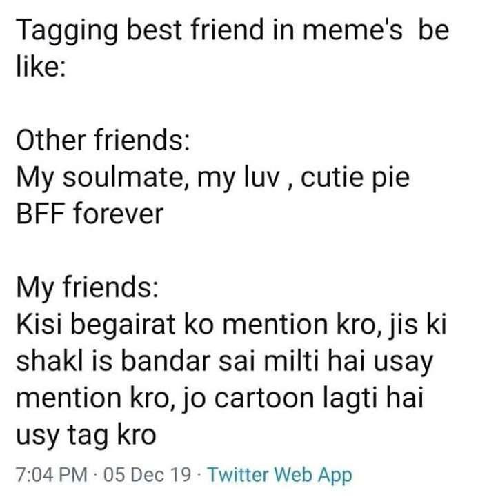 kameeny friends