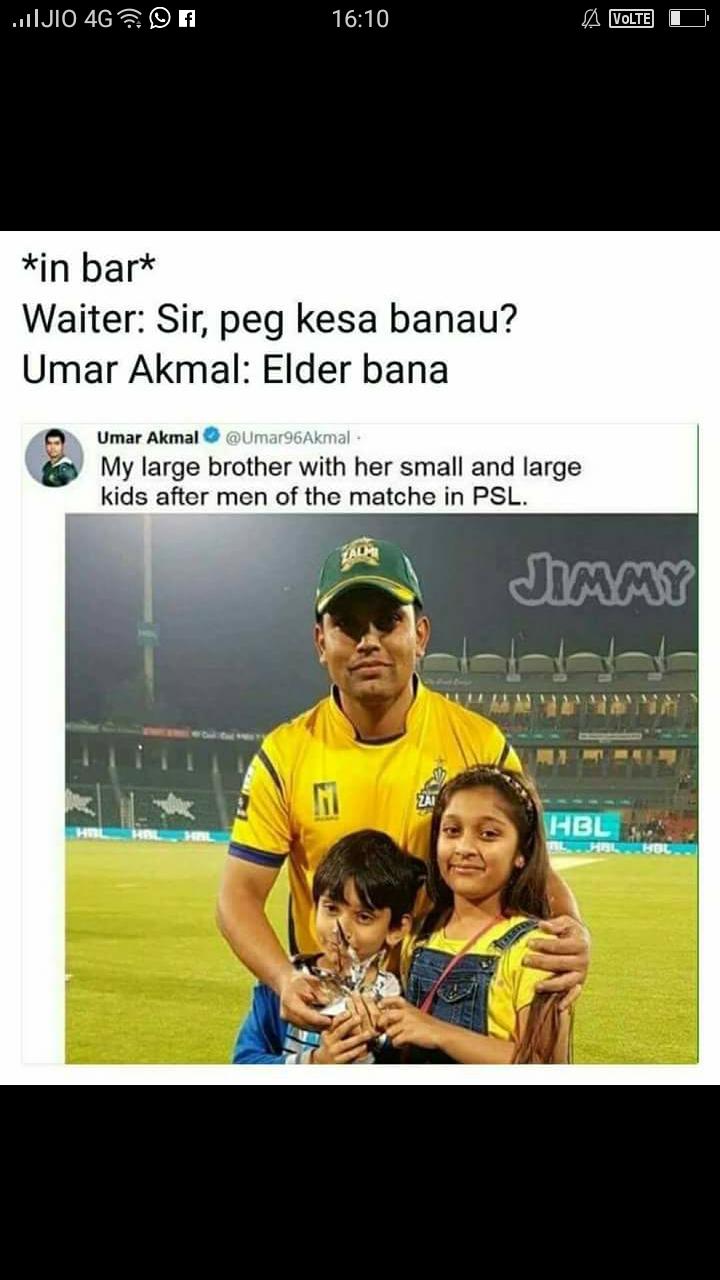 Umar Akmal English
