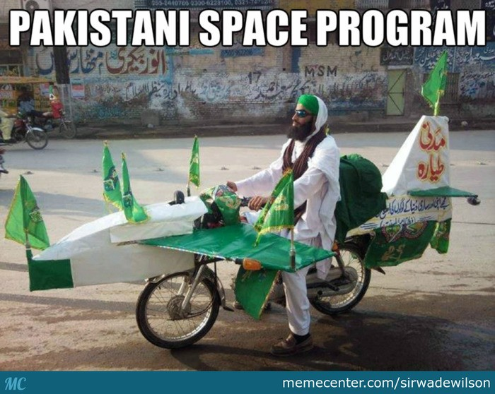 Pak Space Program