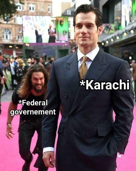 karachi issue