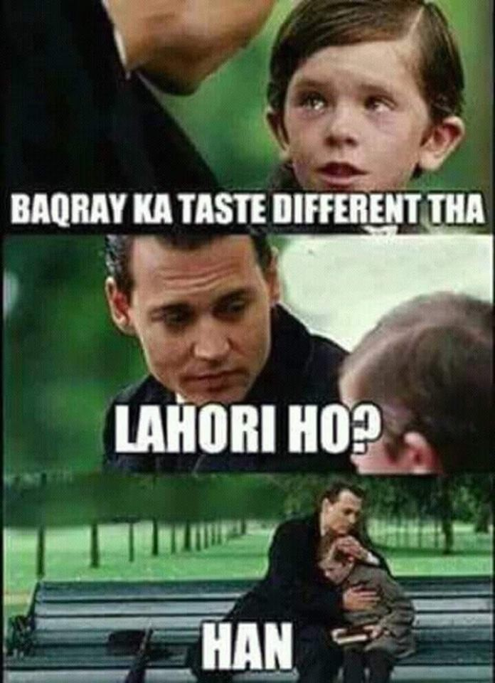 feeling sad for lahories